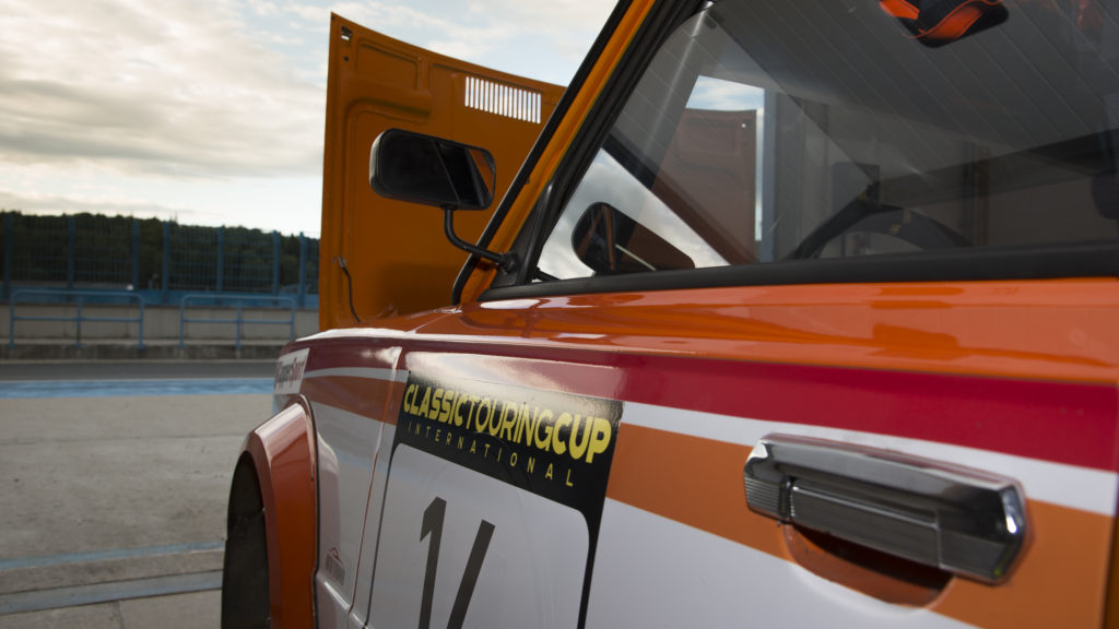 Smolensk Ring принимает Classic Touring Cup 2020!
