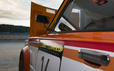 Classic Touring Cup 2020 1 round