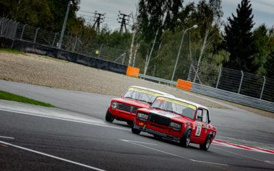 5 этап 2021 Moscow Raceway часть 2