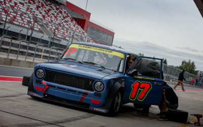 5 этап 2021 Moscow Raceway часть 1